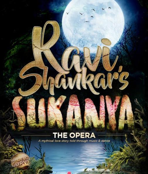 Ravi Shankar's Sukanya Curve Theatre - Lizz Brain