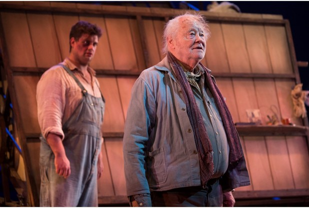 Of Mice and Men, Curve Theatre Leicester - Lizz Brain