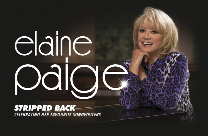 Elaine Paige, Curve Theatre Leicester - Lizz Brain