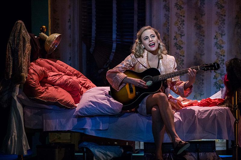 Pixie Lott In Breakfast At Tiffanys, Curve Theatre Leicester - Lizz Brain