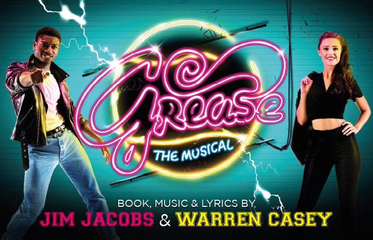 Grease, Curve Theatre, Leicester - Lizz Brain