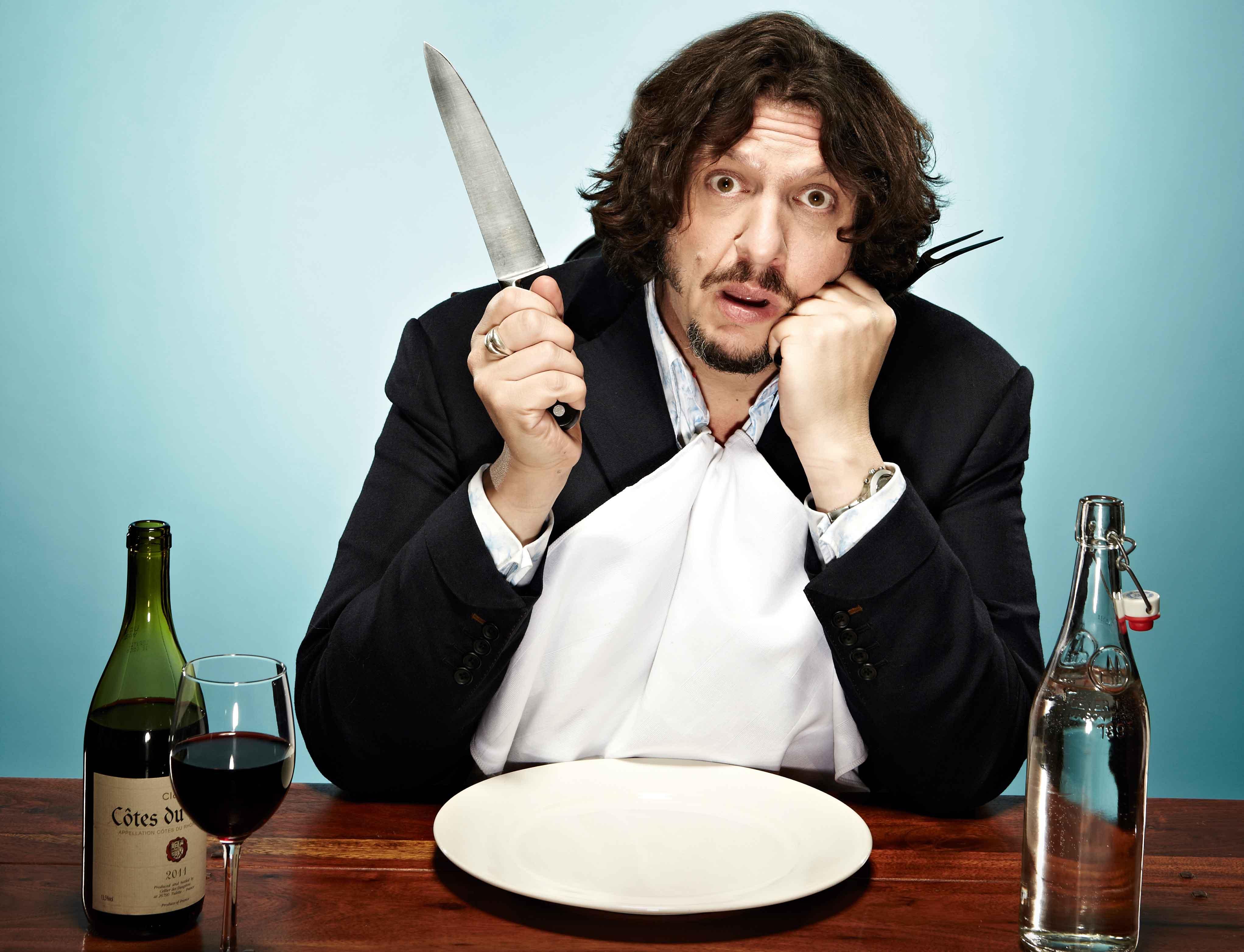 Jay Rayner, My Dining Hell