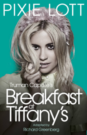 Pixie Lott In Breakfast At Tiffanys, Curve Theatre Leicester - Lizz Brain