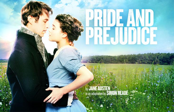 Pride & Prejudice, Curve Theatre Leicester - Lizz Brain